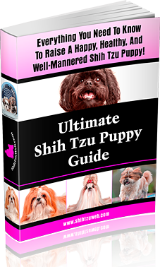 Puppy ShihTzu Guide